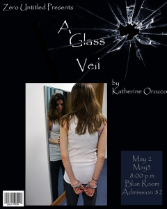 A glass veil flyer color new