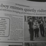 Mime article