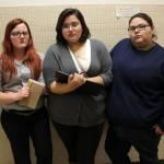 (Pict. L-R, Russell, Rocha, Limon)Investigators INVESTIGATORS  FAWN – Marisol Rocha  SNAPDRAGON – Haley Russell  GRYPHON – Jennifer Limon