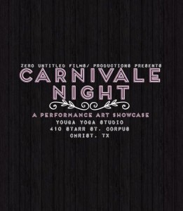 Carnivale Night black