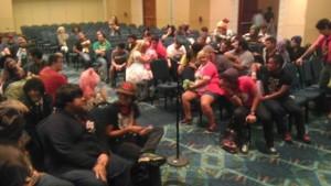 OmniCon crowd