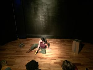 """Unending Repetition"" by Zero Untitled - NYC and Manhattan Repertory Theatre."