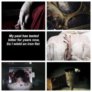 """Promo aesthetic for """"Feast of Flesh"""" 02"""